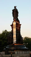 Monument to Empress Catherine the Great